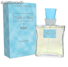 Colonia mujer 100ml inspirado d&g light blue