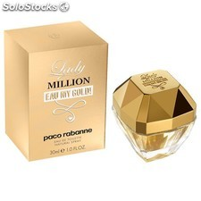 Colonia mujer Lady Million My Gold Paco Rabanne vapo 30 ml
