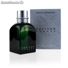 Colonia Vetiver Adolfo Dominguez hombre vapo 120 ml.