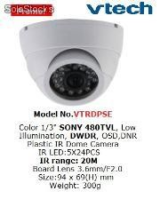 "Color 1/3"" sony 480tvl, Low Illumination, dwdr, osd, dnr"