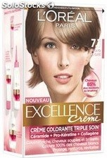 Color 7/1 blond cendre excellence