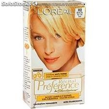 Color blondissime dore preference