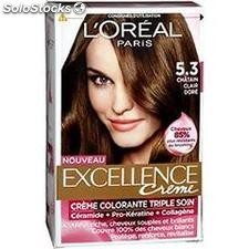 Color chatain clair dore excellence