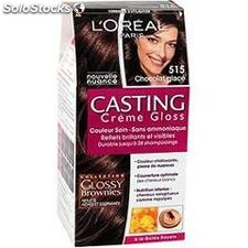 Color creme gloss 515 chocolat glace casting