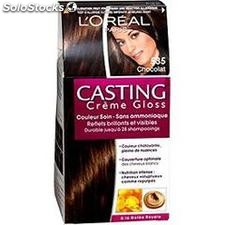 Color creme gloss 535 chocolat casting