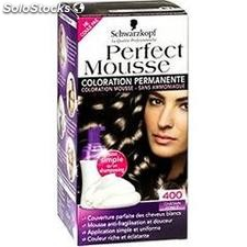 Coloration 400 chat.fonce perfect mousse