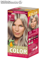 Coloration Aroma Color- couleur blond cendré