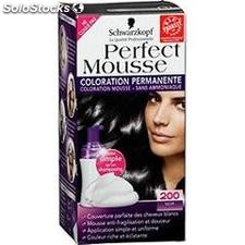 Coloration noir 200 perfect mousse