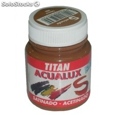 Colores Pardos Acualux Titan 815-Chocolate Bote 80 mL
