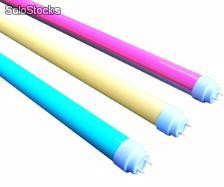 Colorful led t8 tube light, 1200mm, Red/blue/yellow/green color with pc cover