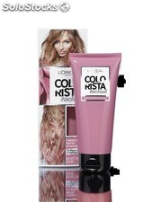Coloris.wash out 3 dirty pink