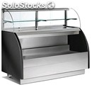 Combi refrigerated / ambient display counter - ideal for drinks and gastronomy