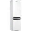 Combi whirlpool bsnf 8121 w, COLOR blanco 1,89 metros, total no frost.