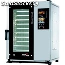 Combined gas oven convection ovens with touch screen panel with icons-cod. 1021g
