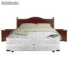 Combo Completo Box Spring 2 Plazas bd cic Ortopedic Soft Diplomat