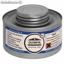 Combustible liquido para chafing 4 horas Olympia CB734 12 ud.