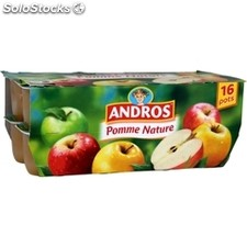 Comp.pomme 16X100G andros