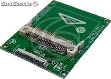 Compactflash slot ide-hdd a 1,8 (1xCF to-hdd zif) zif/lif (SL76)