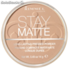 Compacto Rimmel London stay matte