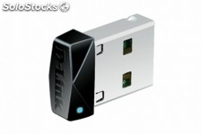 Componente pc d-link adaptador micro usb wireless n 150M
