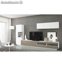Composicion muebles de salon