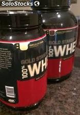 compra whey protein supplement