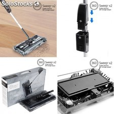 Comprar escoba electrica rectangular bateria recargable