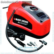 Compresor Aire 13.8 Bar - Black and Decker - Ref: ASI300-QS