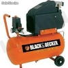 Compresor Black & Decker 25Lts