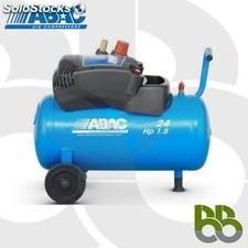 Compresor de aire Abac Pole Position 015 1,5HP 24 litros