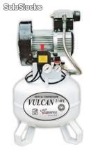 Compresor dental vulcan 2/40l
