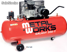 compresor metal works galaxy 200-m