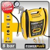 Compresor portátil de aire 1,5 hp 1100w max. 8bar accesorios power plus