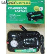 Compresor portátil/Mini air compressor 300 psi