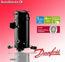 Compresor Scroll Danfoss HRH041U4LP6 R410A