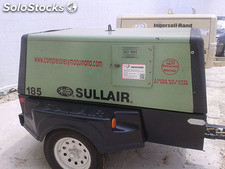 Compresor Sullair 185 pcm mod. 2012