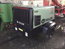 Compresor Sullair 185 pcm motor john deere