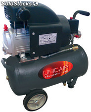 Compresor unicair cd-2/24l (2hp/24l)