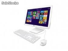 Computador all in one intel lg quad core N2930 21,5 full win 8.1 sl - 4a.