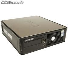Computador Dell 755 sff Core 2 Duo 3000 Mhz com 4096 Mb Ram e 160 Gb hdd, dvdrw
