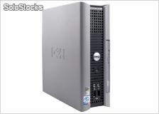 Computador Dell gx 745 usdt Core 2 Duo 2100 Mhz com 2048 Mb Ram e 160 Gb hdd