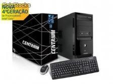 Computador desktop intel centrium thinline 3240 intel pentium G3240 3.1GHZ 4GB