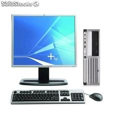 Computador hp dc 7700 sff Core 2 Duo 1800 Mhz, 1024 Mb Ram, 80 Gb , dvd + tft 20