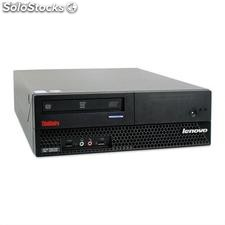 Computador Lenovo m57 sff Core 2 Duo 2300 Mhz, 2048 Mb Ram, 80 Gb hdd, combo