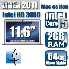 Computador Macbook air mc968ll/a