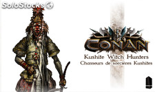 Conan - Kushite Witch Hunters Expansion [Inglés]