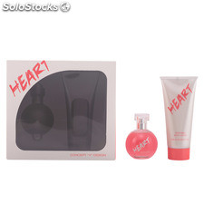 Concept v Design heart coffret 2 pz