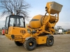 Concrete mixer fiori db 250 s. Year: 2006. Hours: 325 h.