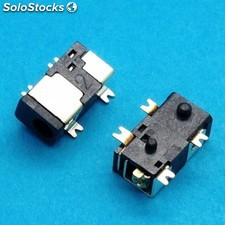 Conector dc jack para point of view mobii tab-protab2xxl y ansonic