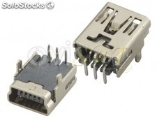 Conector de carga mini USB para mando PlayStation 3, PS3
